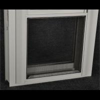 DOUBLE HUNG WINDOW WITH SCREEN